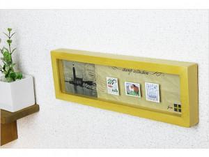 北欧切手スウェーデンコレクション アートフレームナチュラル